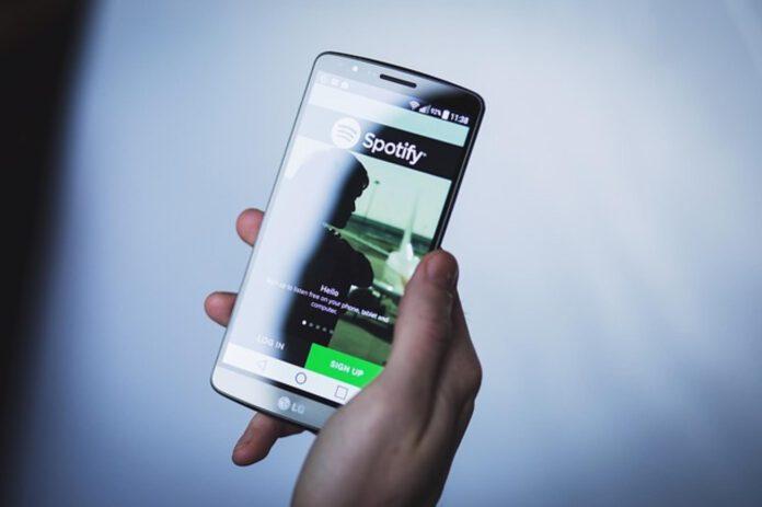 Nowy wygląd Spotify
